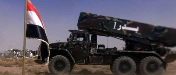 При наступлении на порт Ходейда саудиты получили ракетные удары в собственный тыл