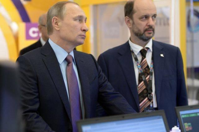 Путин уволил Клименко с должности своего советника