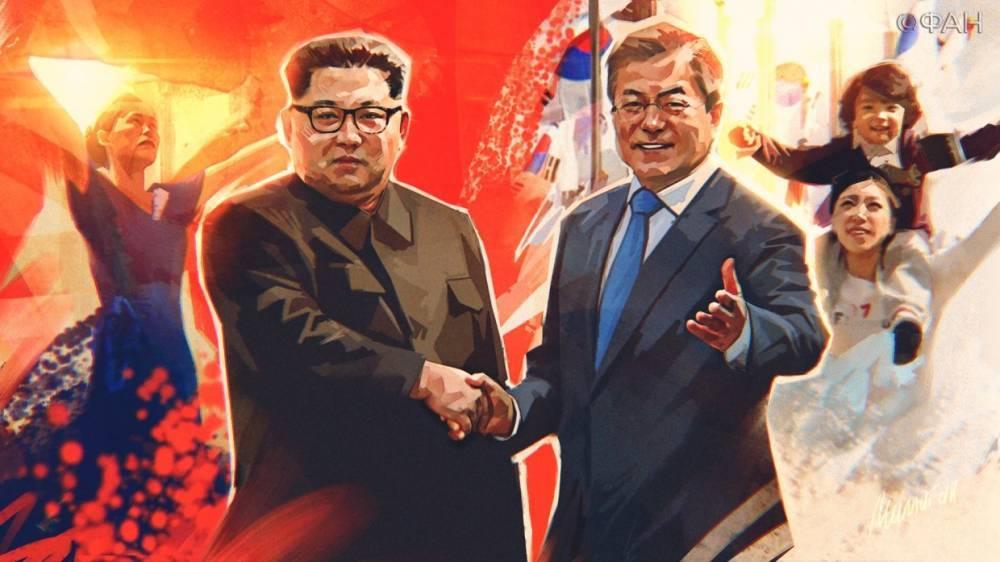 Встреча военных из КНДР и Южной Кореи началась в демилитаризованной зоне