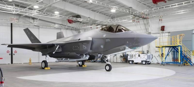 Турецкие ВВС должны получить первый F-35 через неделю. Конгресс США против