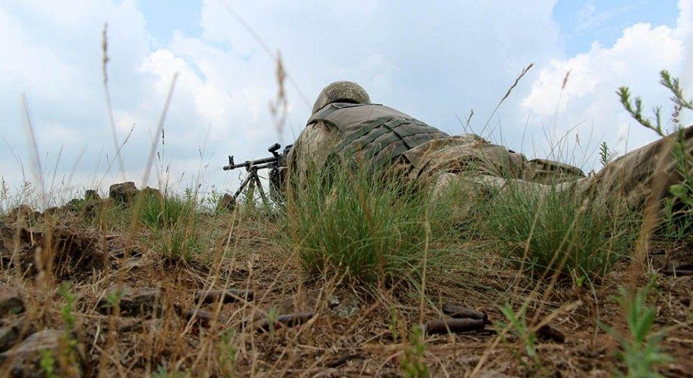 Сутки на Донбассе: четверо украинских военных ранены, террористы пытались атаковать и понесли потери