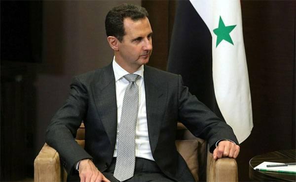 Башар Асад: Боевики в Сирии - инструмент в руках США и Израиля