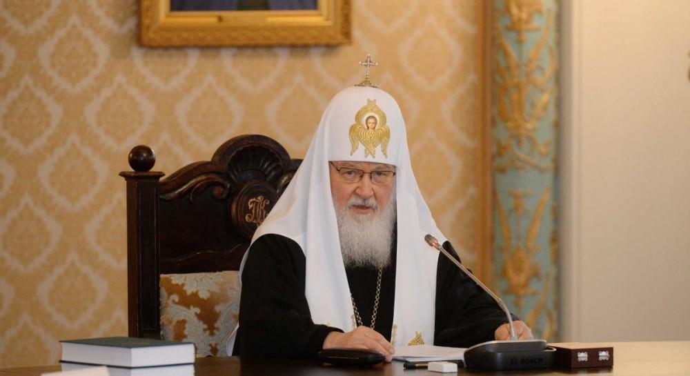 Патриарх Кирилл призвал гостеприимно встречать футбольный болельщиков, если те зайдут в храмы