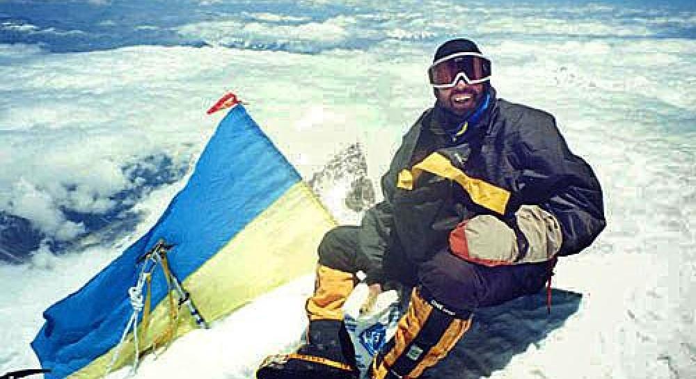 В Киеве 18 июня почтят память выдающегося украинского альпиниста Владислава Терзыула
