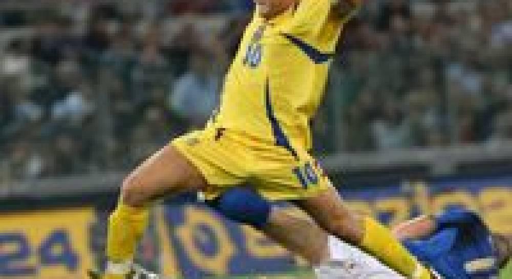 Экс-игрок и селекционер сборной Украины по футболу посетил матч-открытие ЧМ-2018