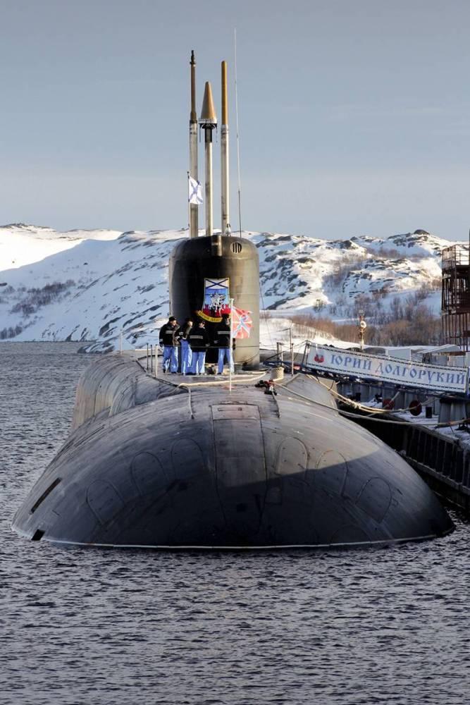 Россия-США - 3:2 по самым опасным классам субмарин. Версия американского журнала