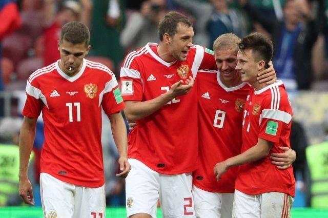 Букмекеры оценили шансы сборной РФ выйти из группы после первой игры на ЧМ