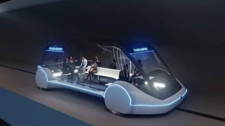 Компания Маска построит высокоскоростную подземную систему в Чикаго