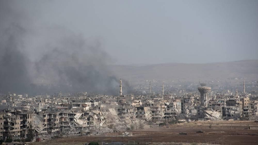 Сирия: САА ликвидировала последний КПП на трассе Дамаск–Муадимия