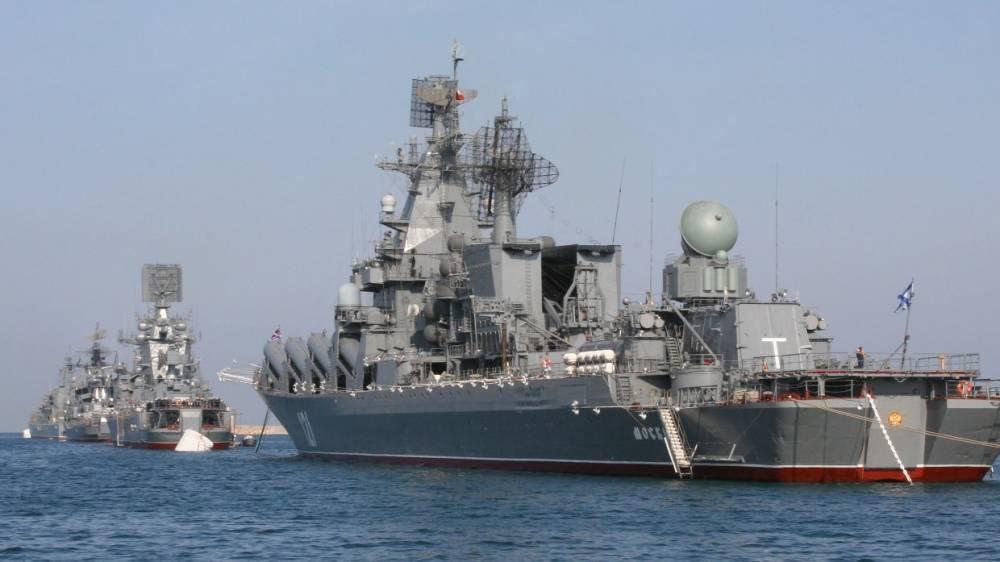 Главком ВМФ РФ рассказал, сколько российских кораблей постоянно находятся в море