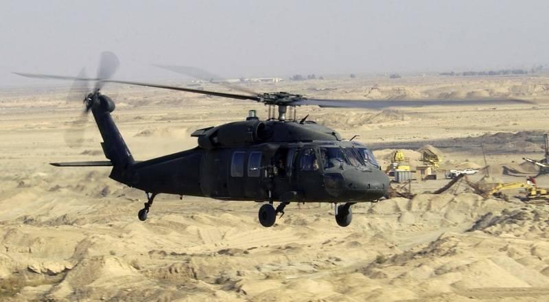 Доклад: Поставляемые в Афганистан UH-60 Black Hawks значительно уступают Ми-17