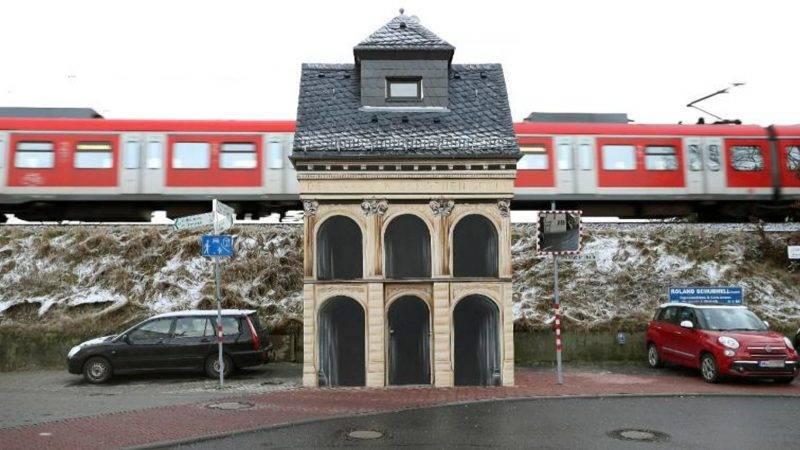 Самый маленький жилой дом в Германии находится в Гессене