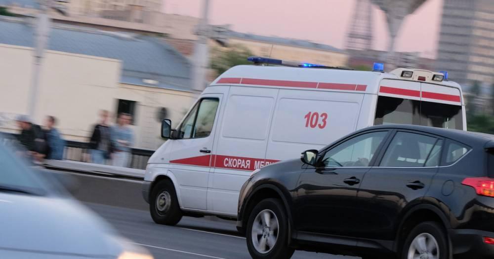 Медики рассказали о состоянии восьми человек, сбитых таксистом в центре Москвы