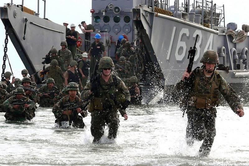 Провокация НАТО у границ России