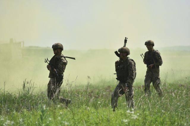 ВСУ испытали американскую систему разведки в Донбассе – ДНР