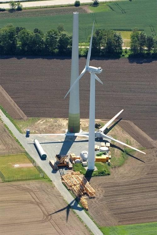 Роснано вкладывается в ветрогенерацию. Деньги из ветра или на ветер?