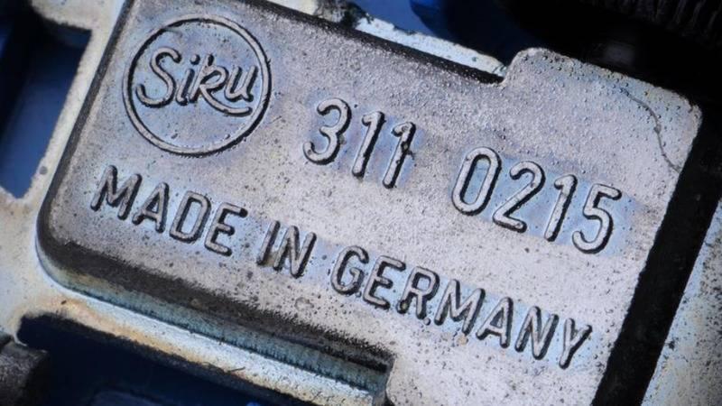 Семь бессмертных немецких товаров