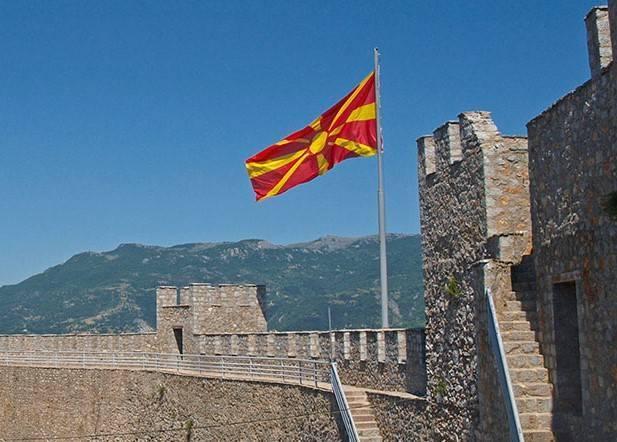 Подписан договор о переименовании Македонии