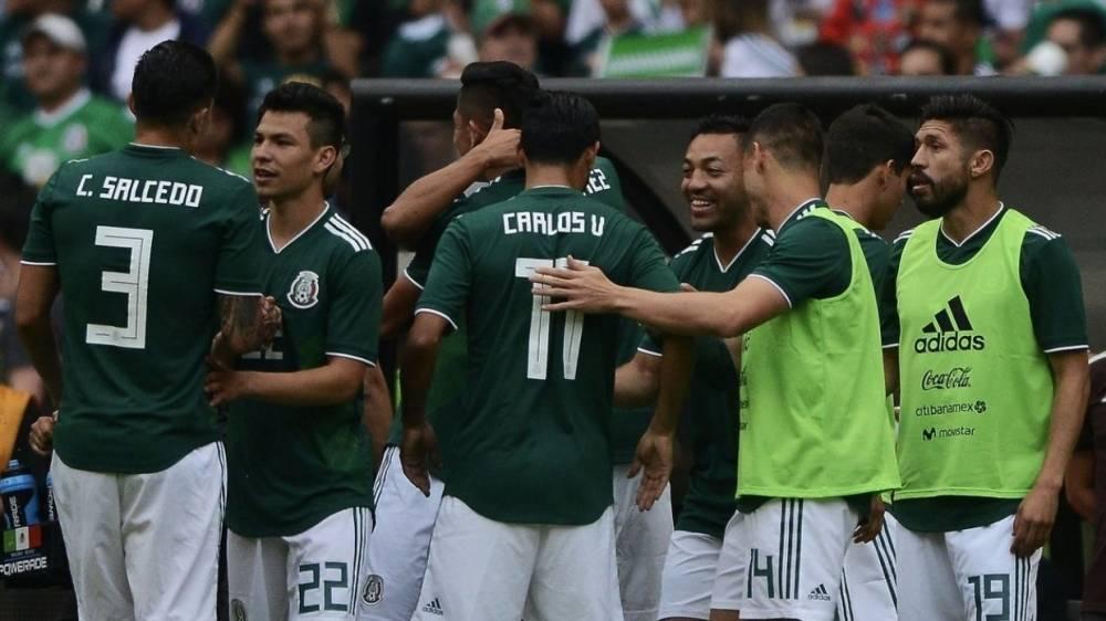 Болельщики сборной Мексики спровоцировали землетрясение, празднуя гол в ворота Германии