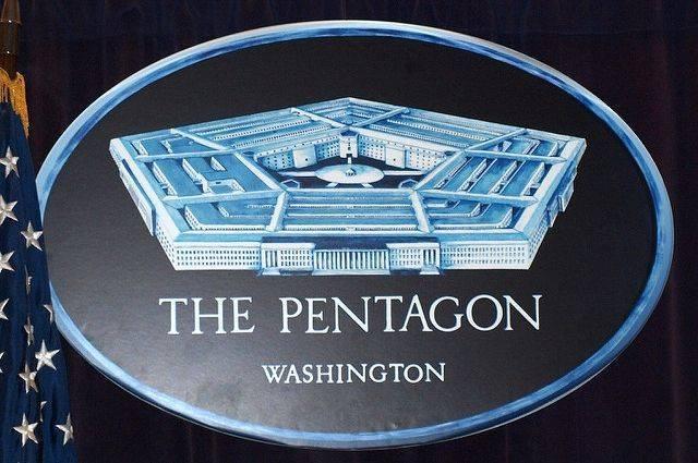 Пентагон опроверг сообщения об ударе коалиции по позициям армии Сирии