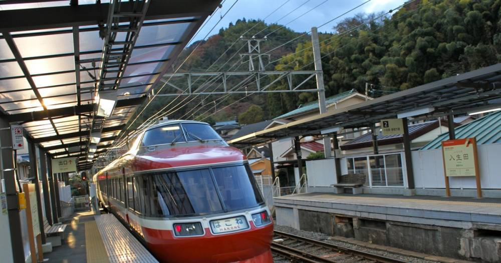 В Японии остановлено движение поездов и метро из-за землетрясения