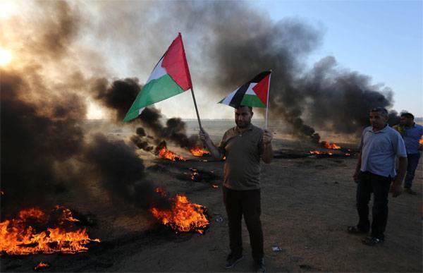 Израиль заявил о ракетном обстреле своей территории