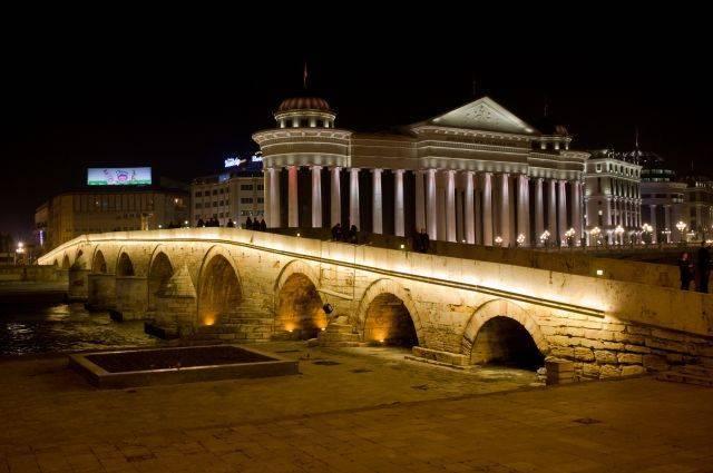 Правительство Македонии утвердило законопроект об изменении названия страны