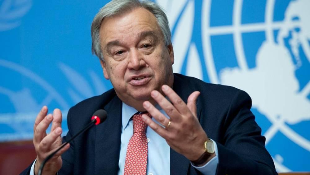 Генсек ООН призвал США не разлучать детей нелегальных мигрантов с родителями