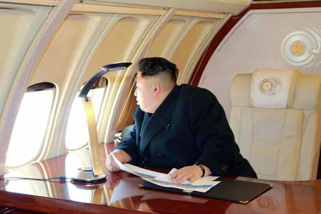 СМИ сообщили о планах Ким Чен Ына посетить Китай