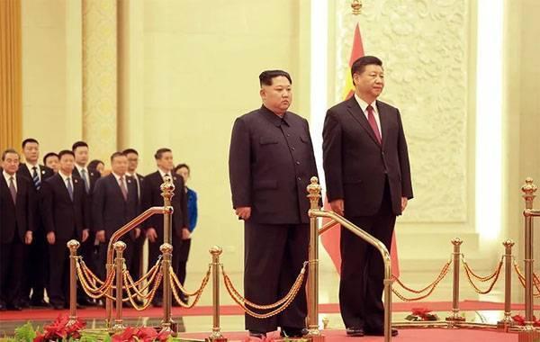 Ким снова в Китае. Зачастил?