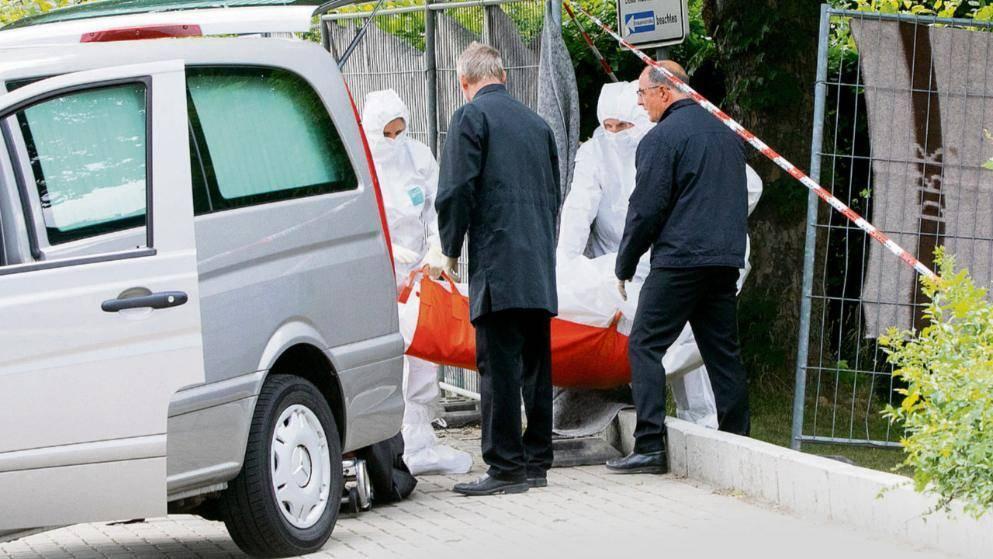Подробности убийства Анны-Лены: подозреваемый задержан