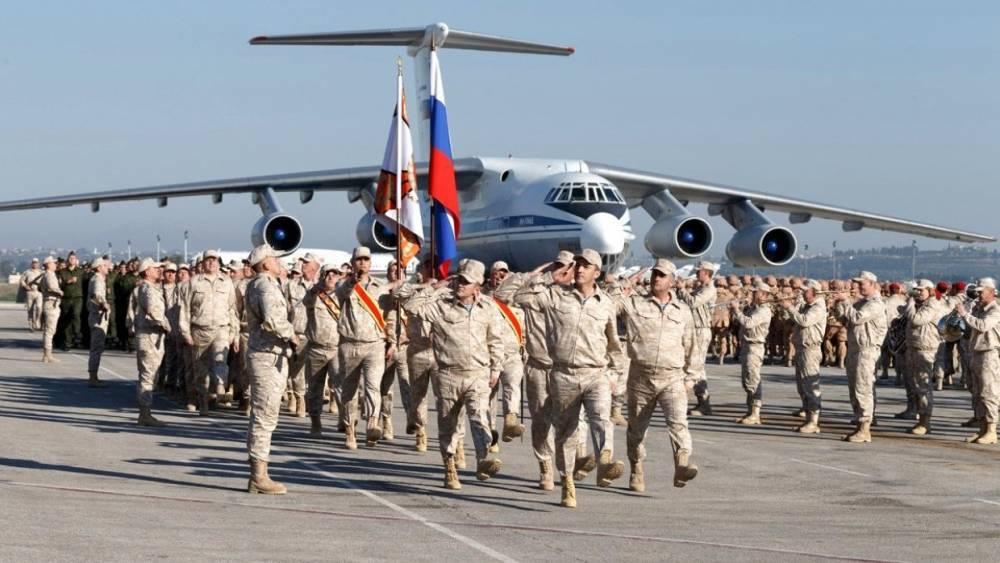 В Минобороны РФ рассказали о внедрении сирийского опыта в боевую подготовку