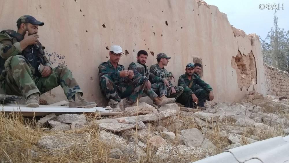 Сирия: саперы обезвредили более 30 взрывных устройств в районе бывшего лагеря «Ярмук»