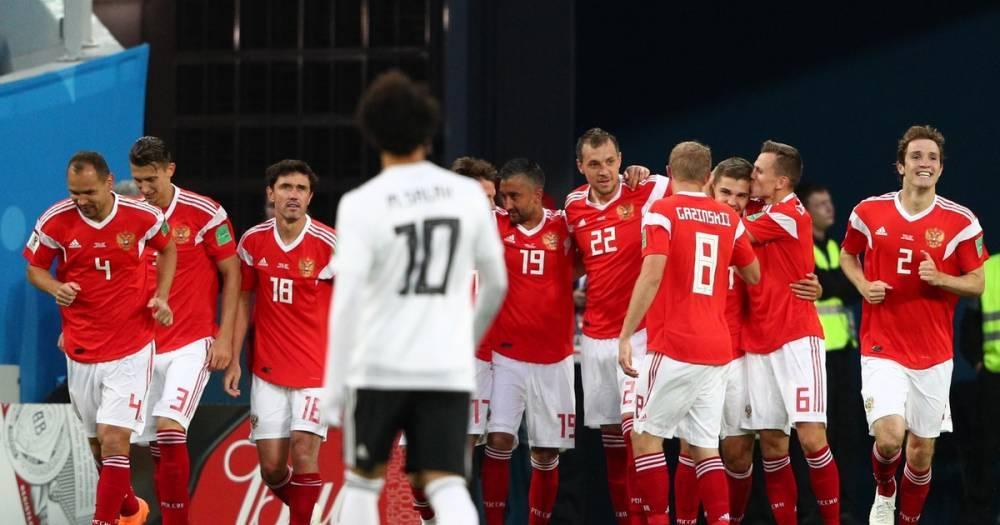 Невероятно, но факт! Россия победила Египет в ключевом матче группы А на ЧМ