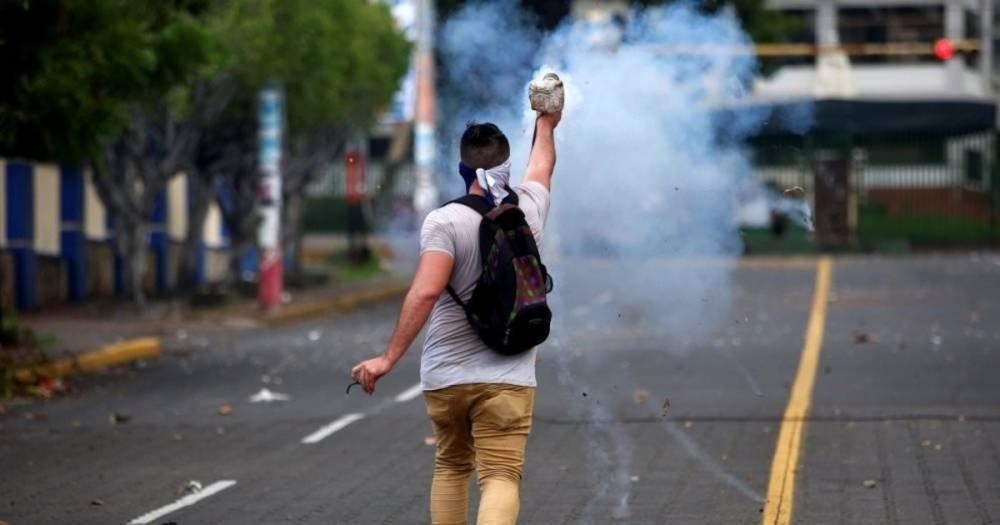 В столкновениях в Никарагуа погибло шесть человек
