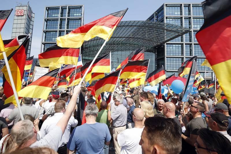 Германия предложила создать Совет безопасности ЕС