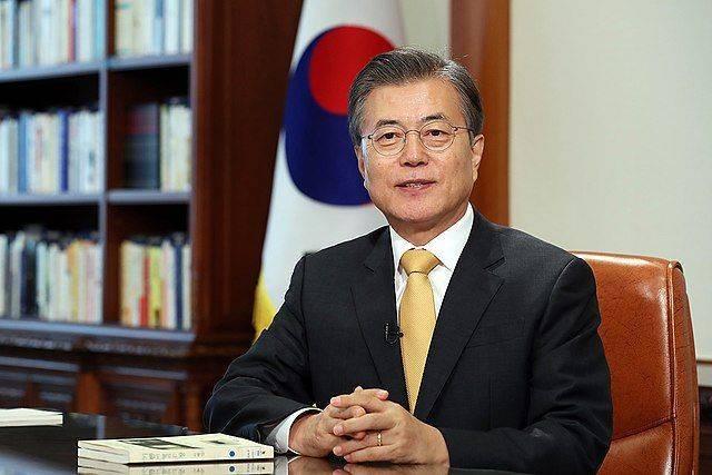 Президент Южной Кореи назвал свою общую цель с Путиным