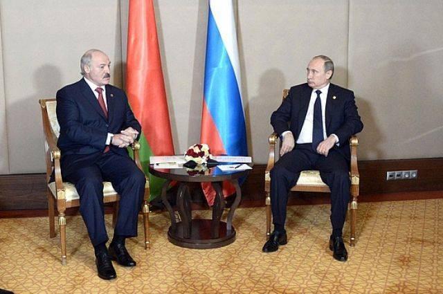 О чём договорились Минск и Москва в ходе недавнего визита Путина?