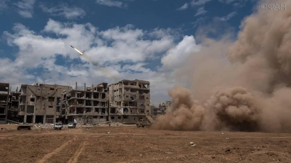 Сирия: САА освободила от боевиков ИГ пустыню между провинциями Хомс и Дейр-эз-Зор