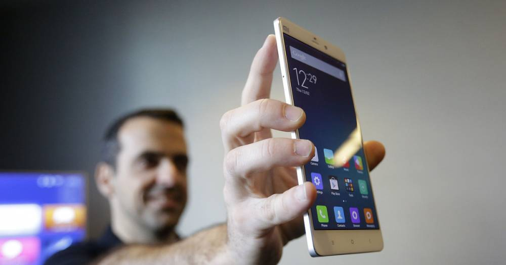 Xiaomi Mi 8 появится в Европе в августе