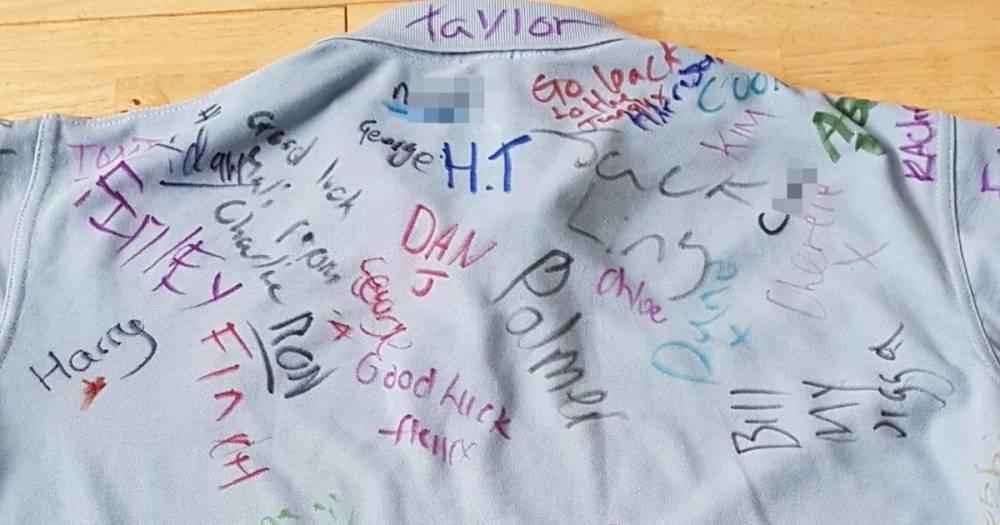 """Старшеклассники написал на футболке своего чернокожего одноклассника """"возвращайся в джунгли"""""""