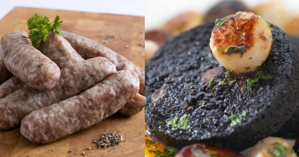 Британская кулинария: какая колбаса лучше?