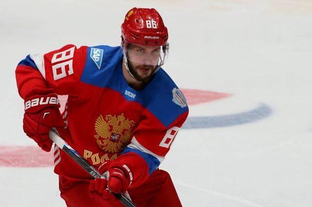 Никита Кучеров попал в символическую сборную НХЛ сезона-2017/18