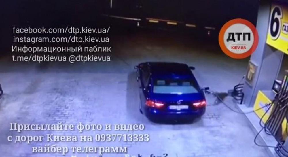 Вы будете шокированы: стала известна причина пожара на АЗС под Киевом