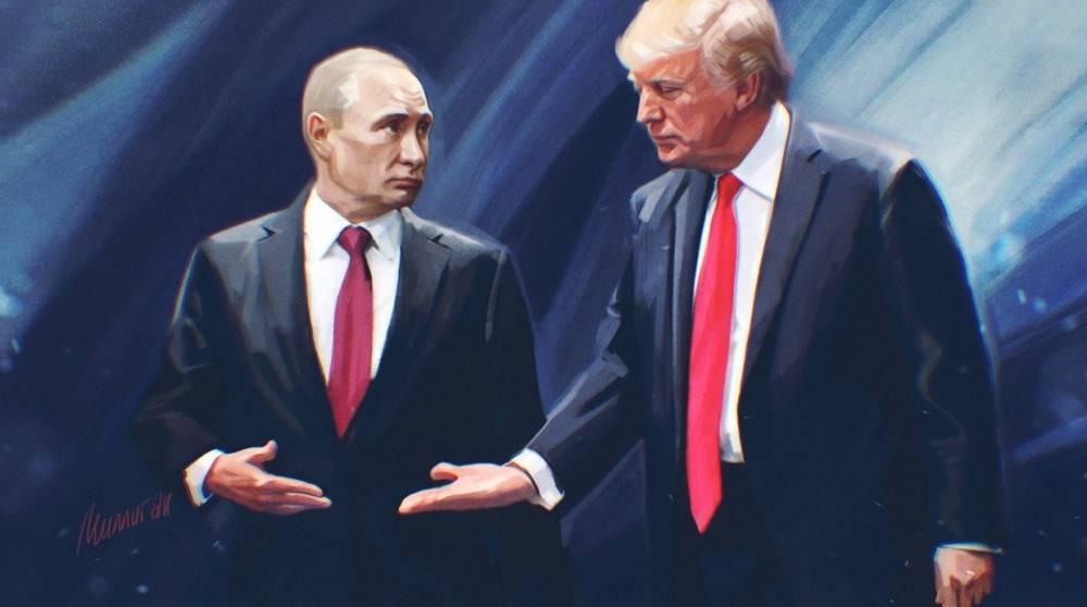 СМИ рассказали об ожиданиях от встречи Путина и Трампа