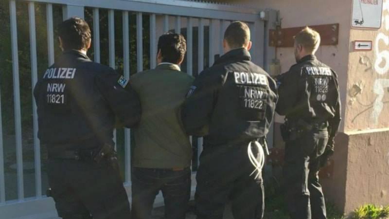 Действительно ли с появлением беженцев в Германии выросла преступность?