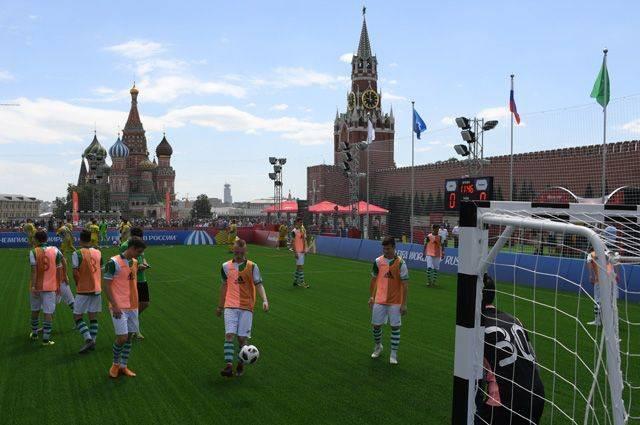 Что интересного появилось в Москве к ЧМ-2018?