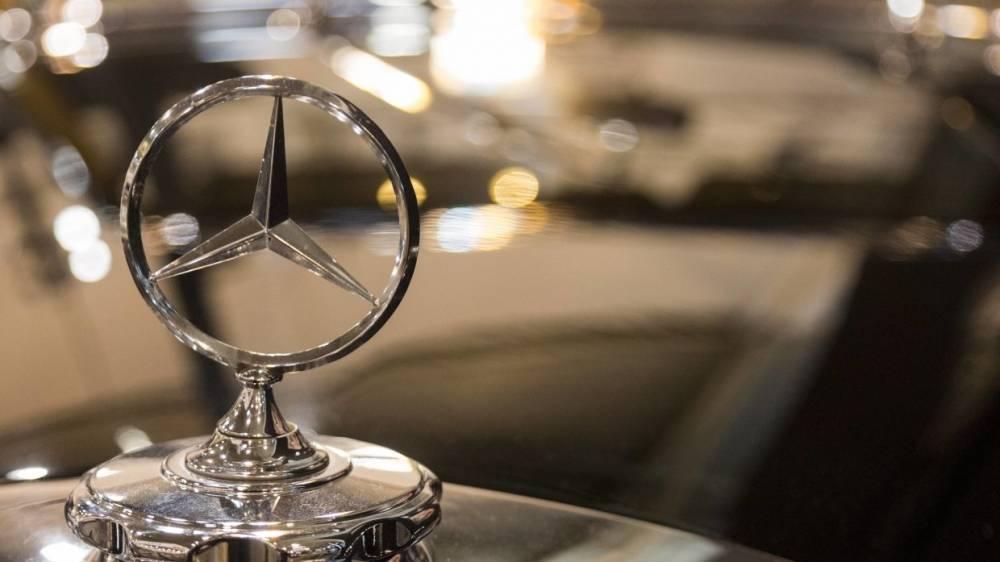 Первый Mercedes-Benz сойдет с конвейера завода в России уже в 2019 году