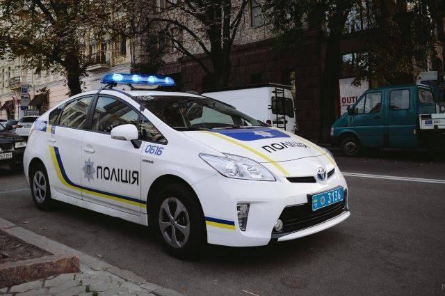 В киевском Ощадбанке прогремел взрыв