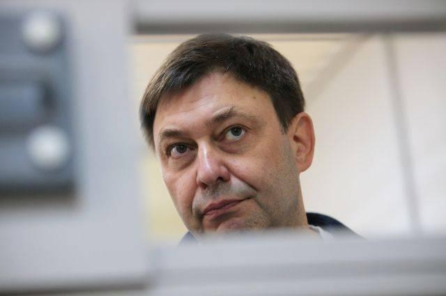 Киев запретил российскому консулу посетить Вышинского